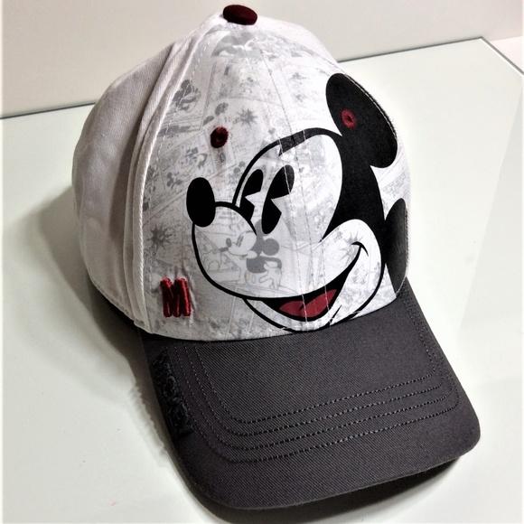 e0a1d04d16b39e Disney Accessories | Unisex Adult Mickey Mouse Ball Cap Nwot | Poshmark